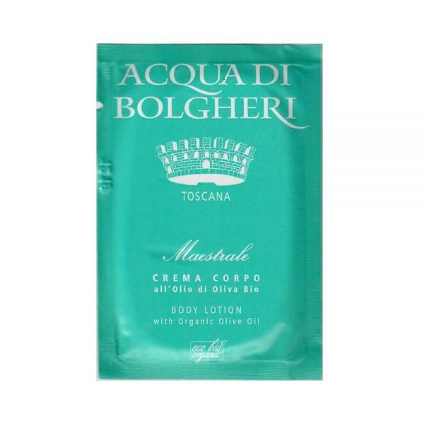 Bodylotion »Maestrale« - Acqua di Bolgheri - Probe 2ml