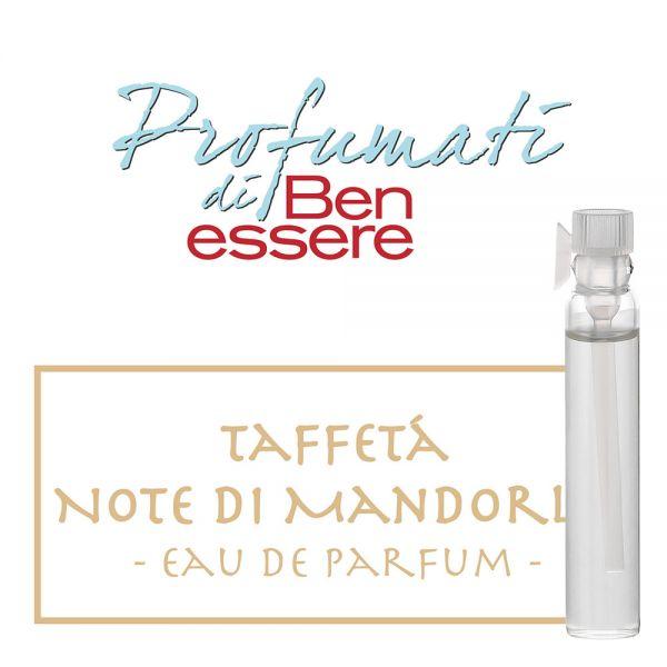 Eau de Parfum Taft Mandel - Benessere Classic - Probe 2ml