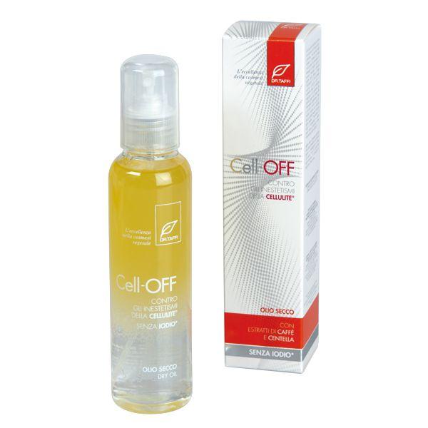 2 Phasen Öl ohne Jod - CELL OFF