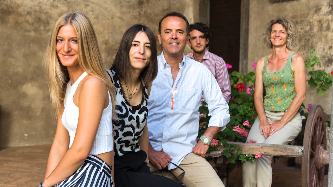 Familie Casadei
