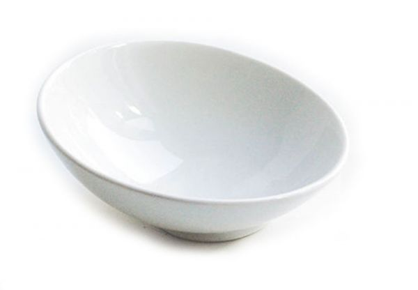 Rasiertiegel aus Porzellan