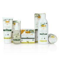 Gesichtspflege Set für reife fettige Haut - Prima Spremitura BIO