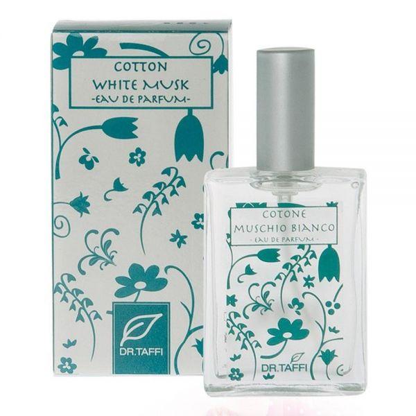 Eau de Parfum Cotone Muschio Bianco - Benessere Classic