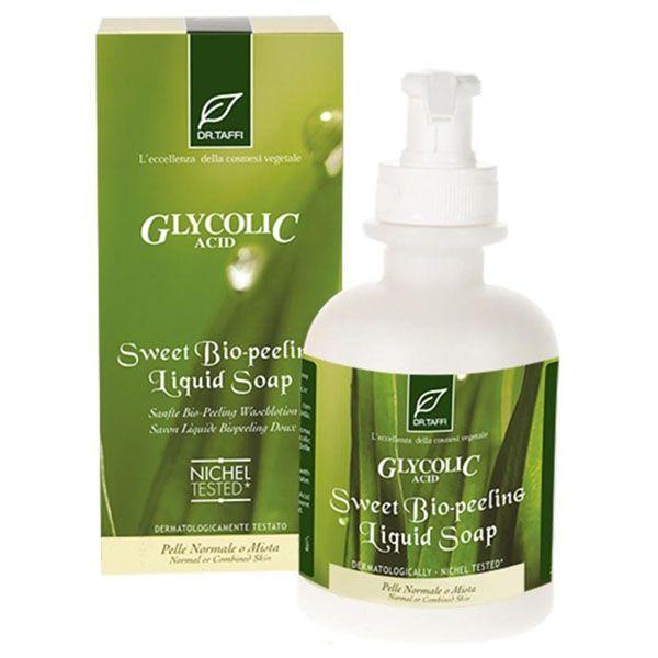 Sanfte Bio-Peeling Waschlotion 2% - Glycolic Acid