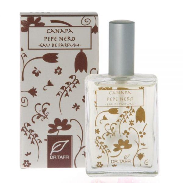 Eau de Parfum Canapa Pepe Nero - Benessere Classic