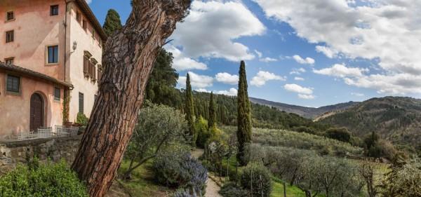 Villa von Vignamaggio