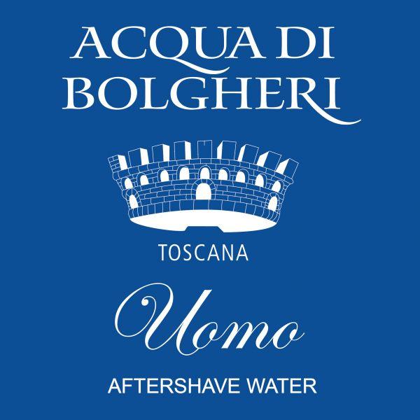 After Shave »Uomo« - Acqua di Bolgheri - Probe 2ml