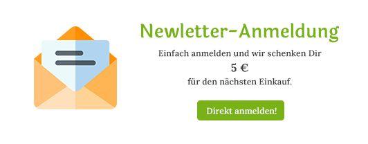 Newsletter Gutschein