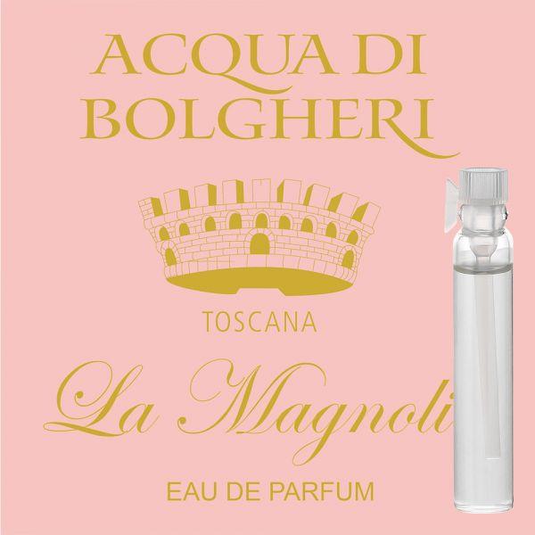 Eau de Parfum »La Magnolia« - Acqua di Bolgheri - Probe 2ml