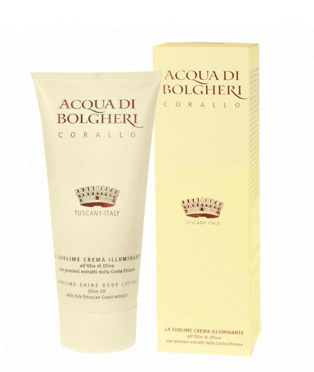 Bodylotion -Corallo- - Acqua di Bolgheri