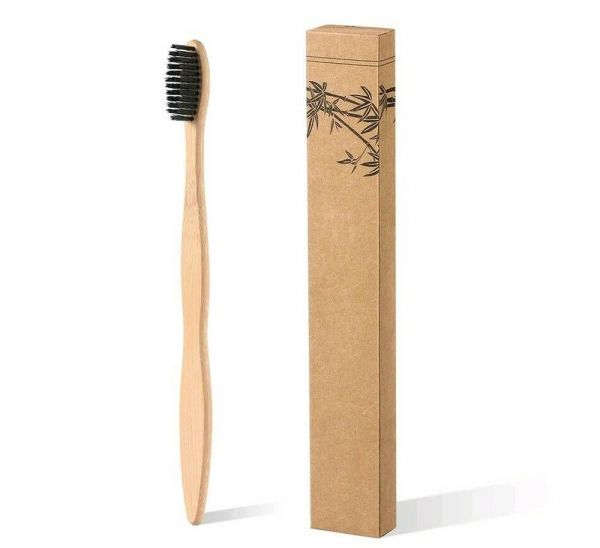 Zahnbürste aus Bambus für eine natürliche Zahnpflege