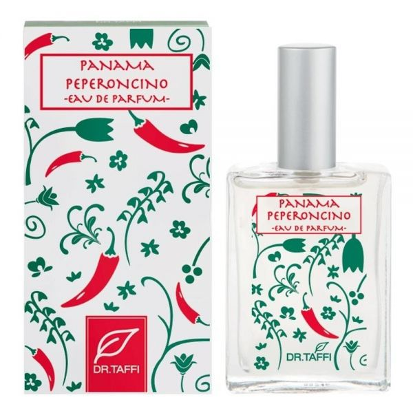 Eau de Parfum Panama Peperoncino - Benessere Classic