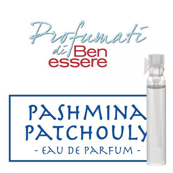 Eau de Parfum »Pashmina Patchouly« - Benessere Classic - Probe 2ml