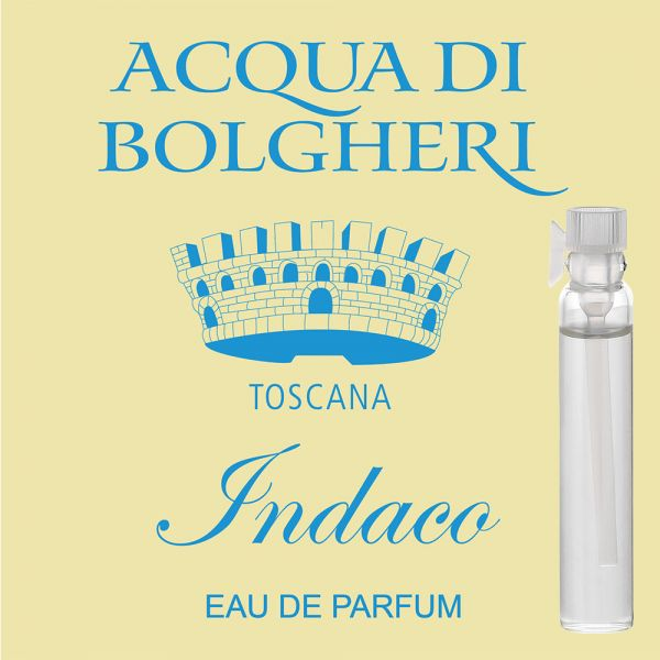 Eau de Parfum »Indaco« - Acqua di Bolgheri - Probe 2ml