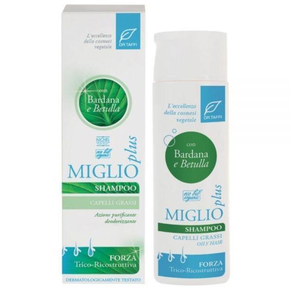 Shampoo Birke & Klette - Miglio Plus