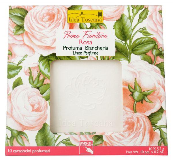 Duftpapier Wäscheduft Rose Prima Fioritura