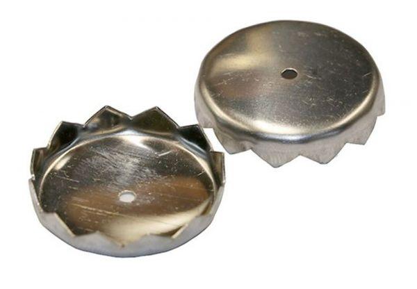 Ersatzplättchen für Magnetseifenhalter