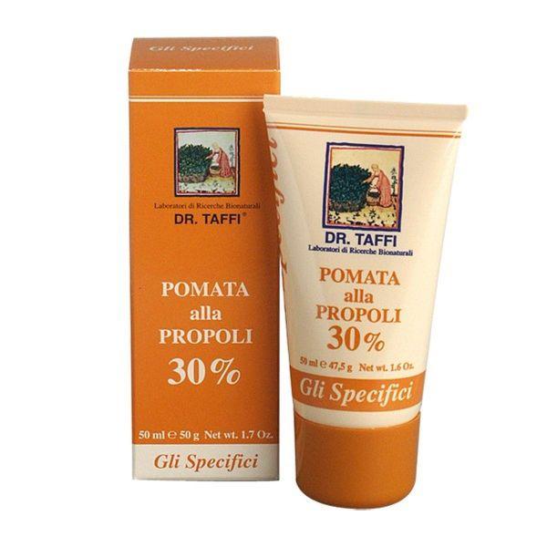 Propolispomade - Gli specifici