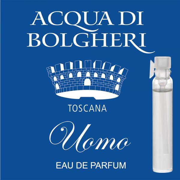 Eau de Parfum »Uomo« - Acqua di Bolgheri - Probe 2ml