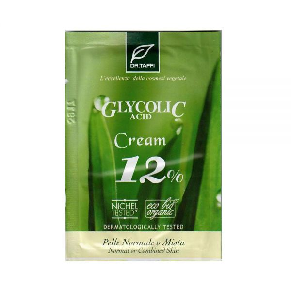 Creme 12% - Glycolic Acid - Probe 2ml