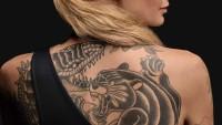 Tattoo-Pflege - Das geht unter die Haut