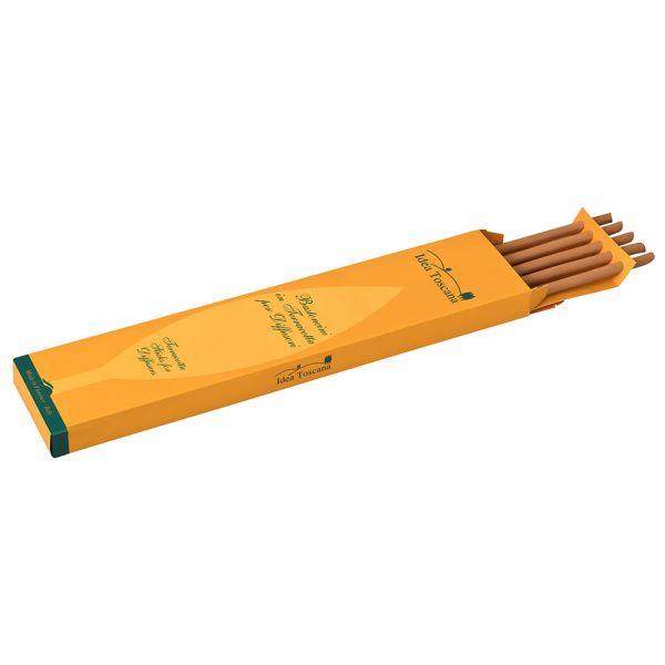 5 Terracotta Sticks Prima Spremitura
