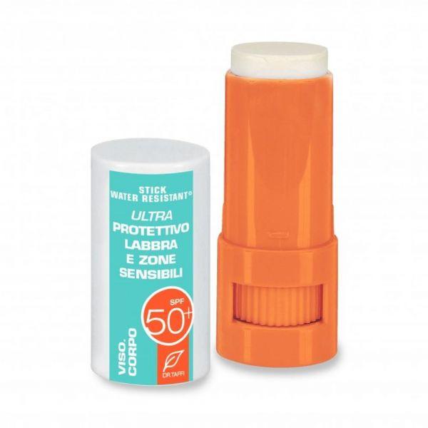 Sonnenstick SPF50+ für Lippen & sensible Hautzonen - Super Monoi Gold