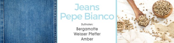Jeans Pepe Bianco