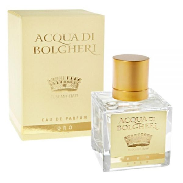 Eau de Parfum »Oro« - Acqua di Bolgheri