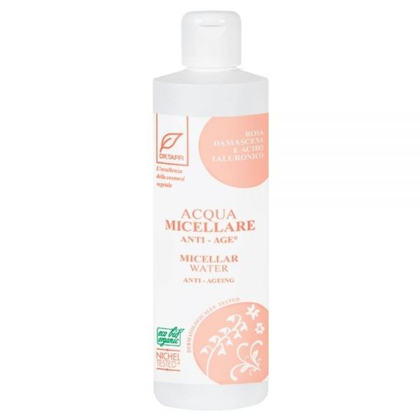 Anti-Age Mizellenwasser Rose - Formula Giovinezza Profonda