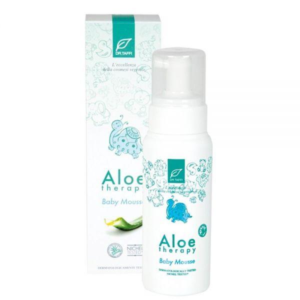 Aloe Vera Baby Mousse - Aloe Therapy