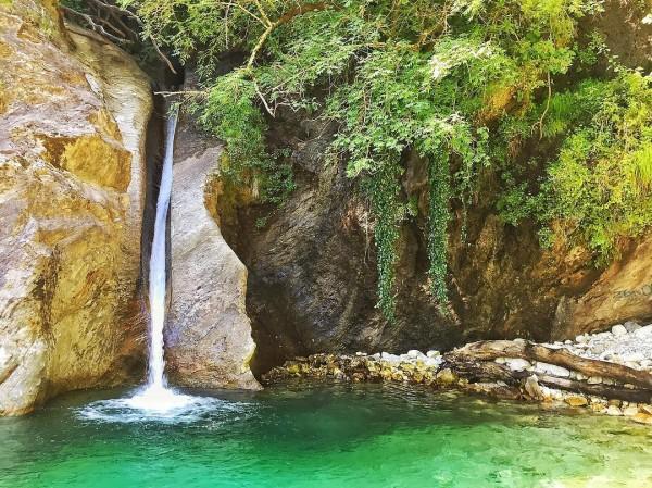 Malbacco Wasserfall