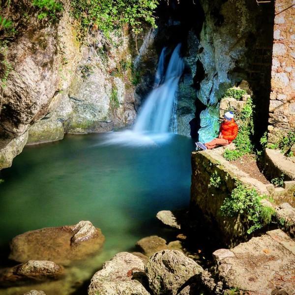Candalla Wasserfall