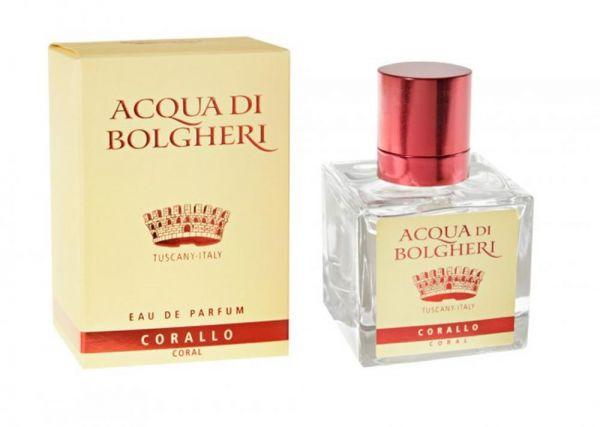 Eau de Parfum »Corallo« - Acqua di Bolgheri